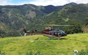 Plan finca el diamante Fly Colombia