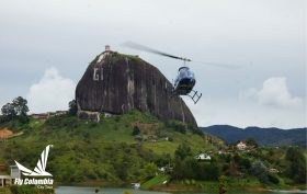 Tour a Guatapé Fly Colombia
